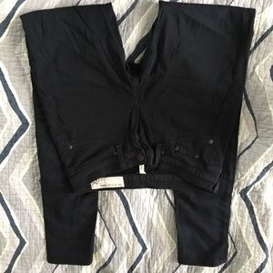Rag and Bone black legging Jeans 👖 Size 26
